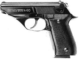 Конец света и выживание: пистолет Astra A60