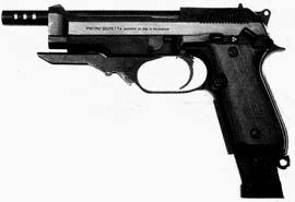 Конец света и выживание: пистолет Beretta 93R