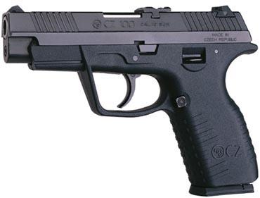 Конец света и выживание: пистолет CZ 100