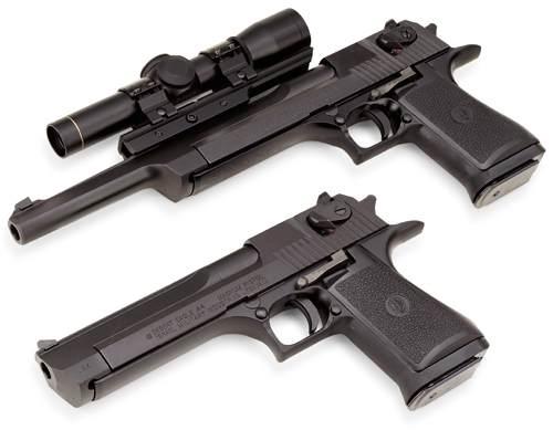 Конец света и выживание: пистолет Magnum Research Inc. (MRI) Desert Eagle