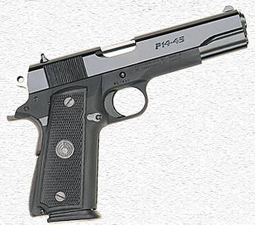 Конец света и выживание: пистолет Para Ordnance P14-45