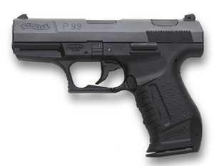 Конец света и выживание: пистолет Walther P99
